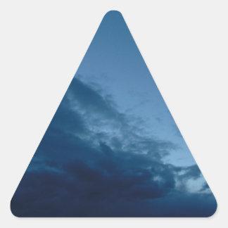Nightfall Triangle Sticker
