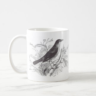 nightingale coffee mug