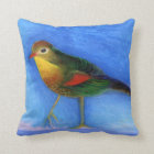 Nightingale Light 2012 Throw Pillow