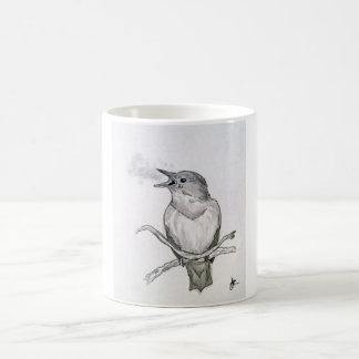 Nightingale Sketch Mug