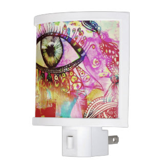 Nightlight eye night light