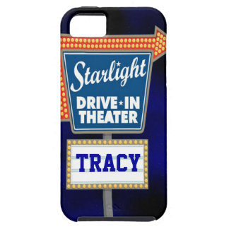 Nightly Stars Drive In Theater Case For The iPhone 5