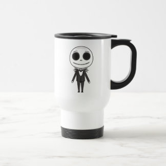 Nightmare Before Christmas | Jack Emoji Travel Mug