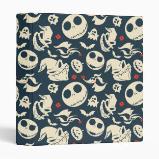Nightmare Before Christmas | Oh What Joy - Pattern Binders