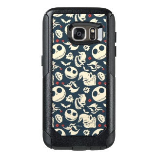 Nightmare Before Christmas | Oh What Joy - Pattern OtterBox Samsung Galaxy S7 Case