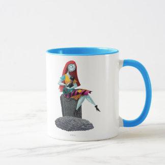 Nightmare Before Christmas   Sally & Cat Sitting Mug