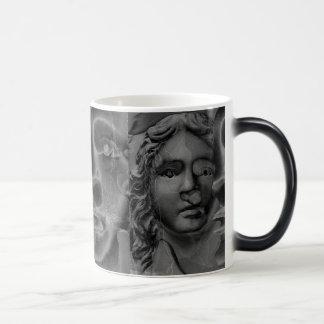 Nightmare Black and White Magic Morphing Mug
