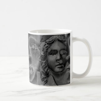 Nightmare Black and White Mug