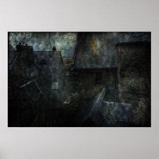 Nightmare in Mont Saint Michel Poster