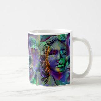 Nightmare Lavender Green Mug