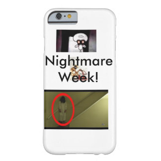 Nightmare Week iPhone 6 case