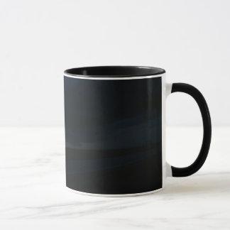 Nighttime Double Lightning Coffee Mug