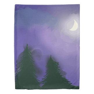 Nighttime Magic - Twin Duvet