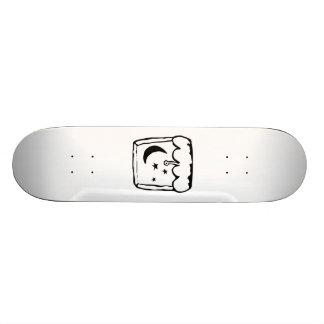 Nighttime Scene Custom Skateboard