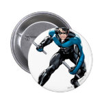 Nightwing with Weapons Pin