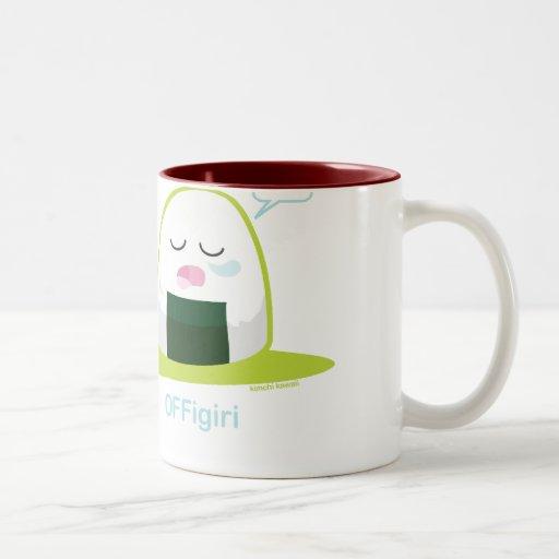 Nigiri Mugs