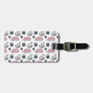 Nigiri Sushi Luggage Tag