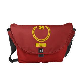 Niigata Kamon Messenger Bag