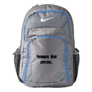 Nike Backpack, Dark Grey/M - HAMbWG