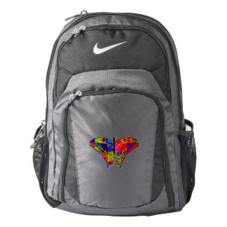 Nike Butterfly Custom Performance Backpack