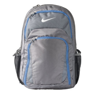 Nike Performance Backpack, Dark Grey/Military Blue Backpack