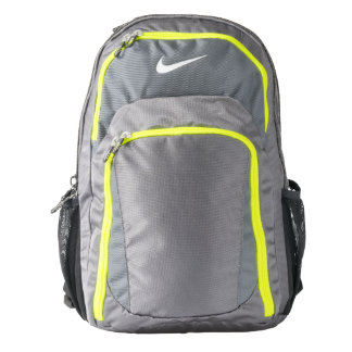 Nike Performance Backpack, Dark Grey/Volt Backpack