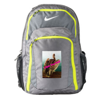 """Nike Performance backpack, """"I have your back"""""""