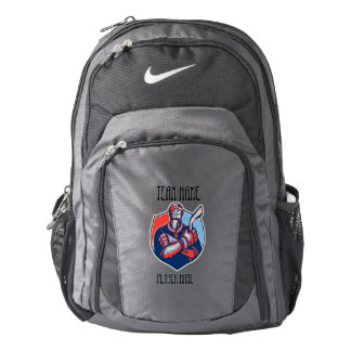 Nike Retro Ice Hockey  Player Backpack