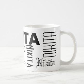 NIKITA - Personalize The Mug