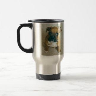 Nikita w/ Cat bells, My Recliner Travel Mug