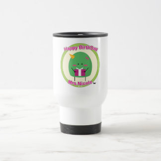 Nikki-mug Travel Mug