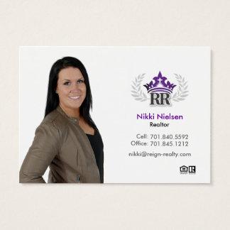 Nikki Nielsen Business Card