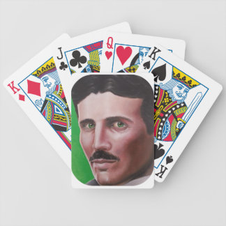 Nikola Bicycle Playing Cards