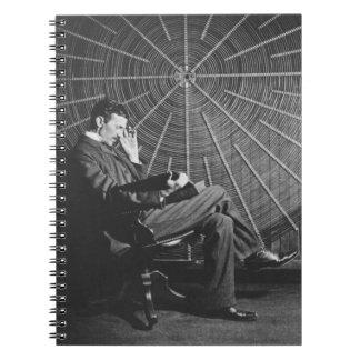 Nikola Tesla,1896 Notebook