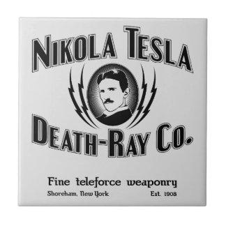 Nikola Tesla Death-Ray Co. Tiles