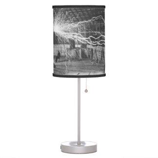 Nikola Tesla Illuminator Table Lamp
