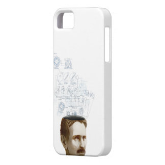 Nikola Tesla Iphone Case