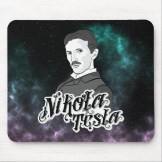 Nikola Tesla Mouse Pad