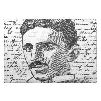 Nikola Tesla Placemat