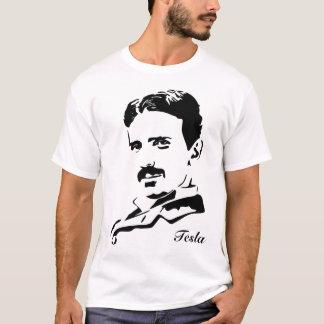 Nikola Tesla Rules! Silhouette T-Shirt