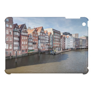 Nikolaifleet, Hamburg, Germany iPad Mini Cover