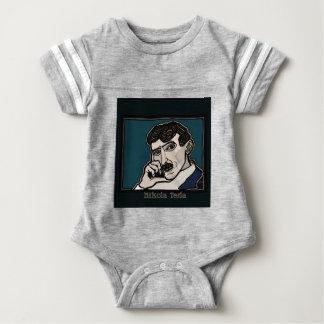 NikolaTesla Baby Bodysuit