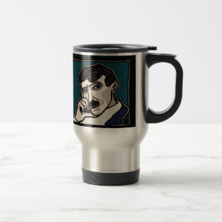 NikolaTesla Travel Mug