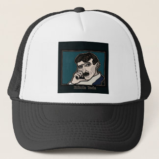 NikolaTesla Trucker Hat