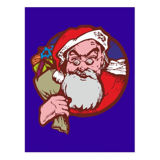 Nikolaus Santa Claus Santa Claus Post Cards