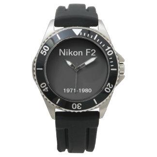 Nikon F2 fan watch