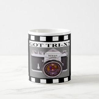 Nikon F with 50mm f1.4 - Icon of Photography! Coffee Mug