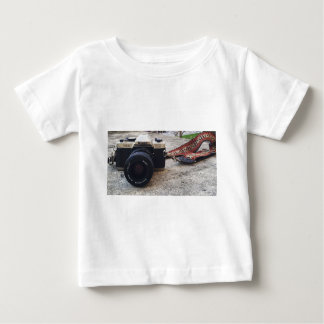 Nikon Film Camera Baby T-Shirt