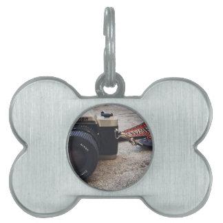 Nikon Film Camera Pet Tag