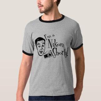 Nikon Shorty T-Shirt